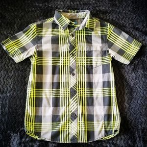 Tony Hawk Boy's Button Up Shirt